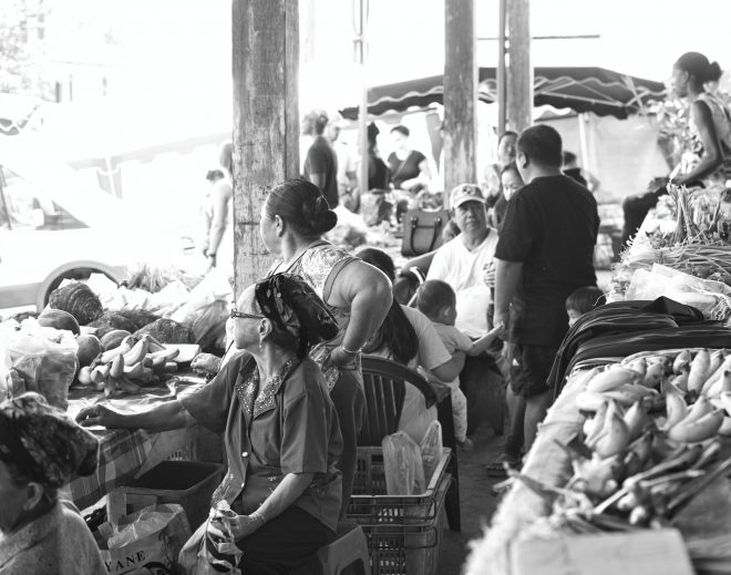 The market.