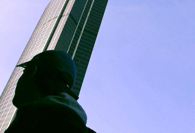 Dans l'ombre de nos villes