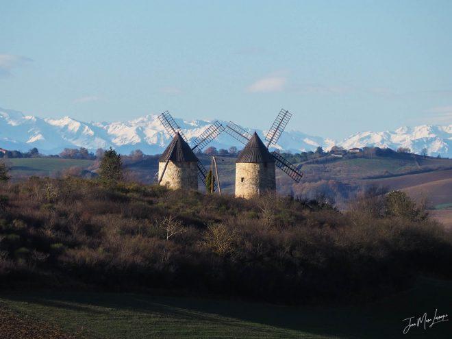 Moulins de Lézat