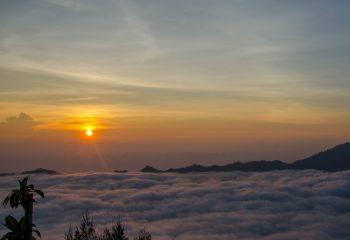 Sunrise at Batur