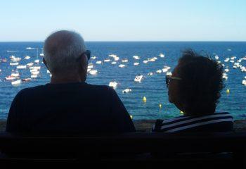 Les (vieux) amants de Palafrugell