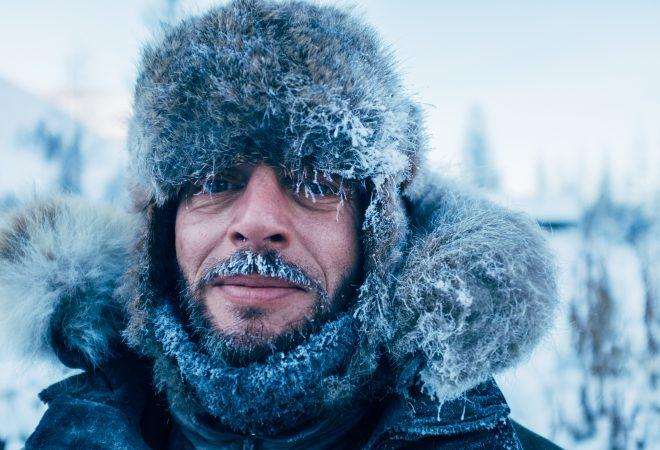 Siberian faces