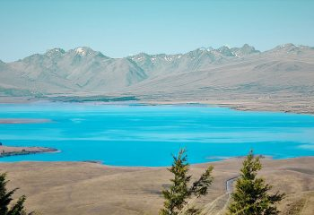 Lake Tekapo, Nouvelle Zélande