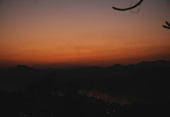 Laos Sunset