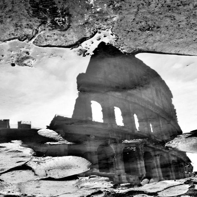 Rome, tête baissée