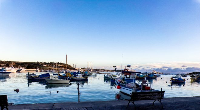 Le port de Malte