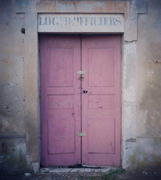 Door of history
