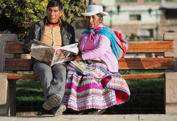 Un dimanche à Lima