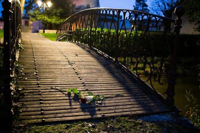 Au détour d'un pont