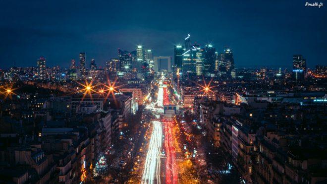 Comme un air de Gotham city
