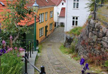 Bergen vieille ville