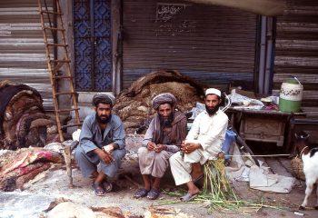 Bazar de Rawalpindi