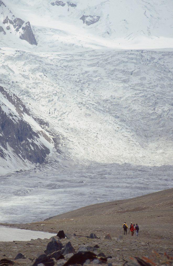 glacier de Passu