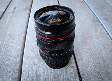 Objectif Canon EF 24-70mm f/2.8 L USM