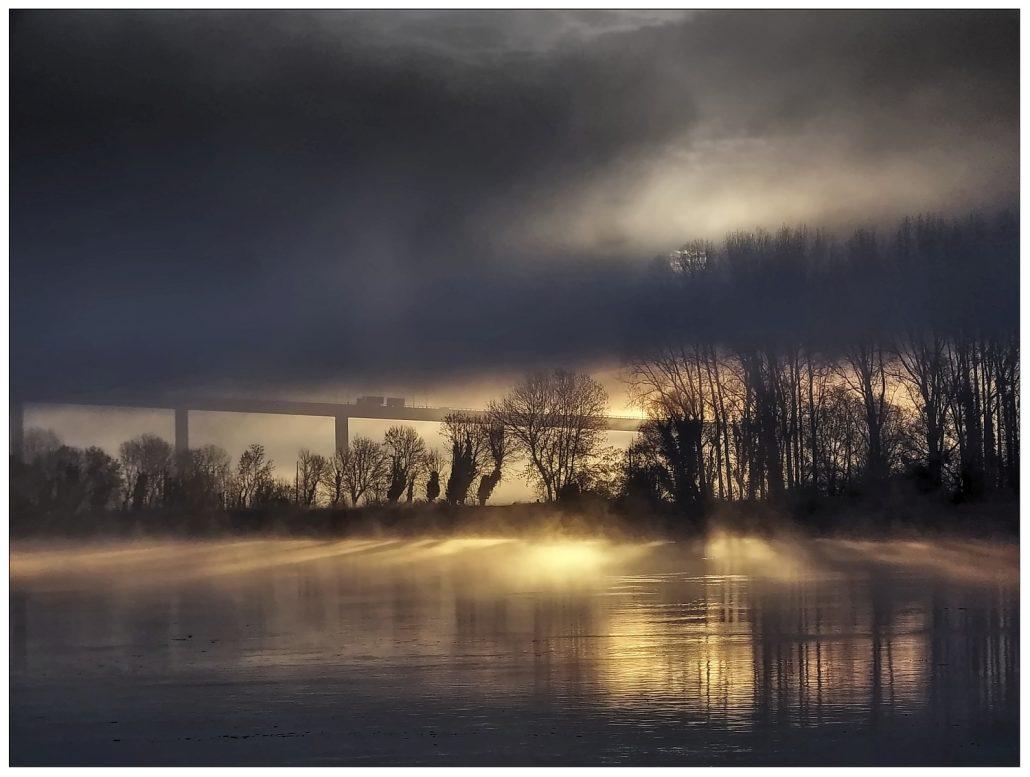 Le pont fantôme