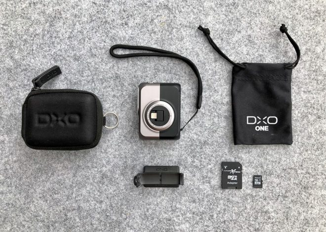 Module photo DXO One