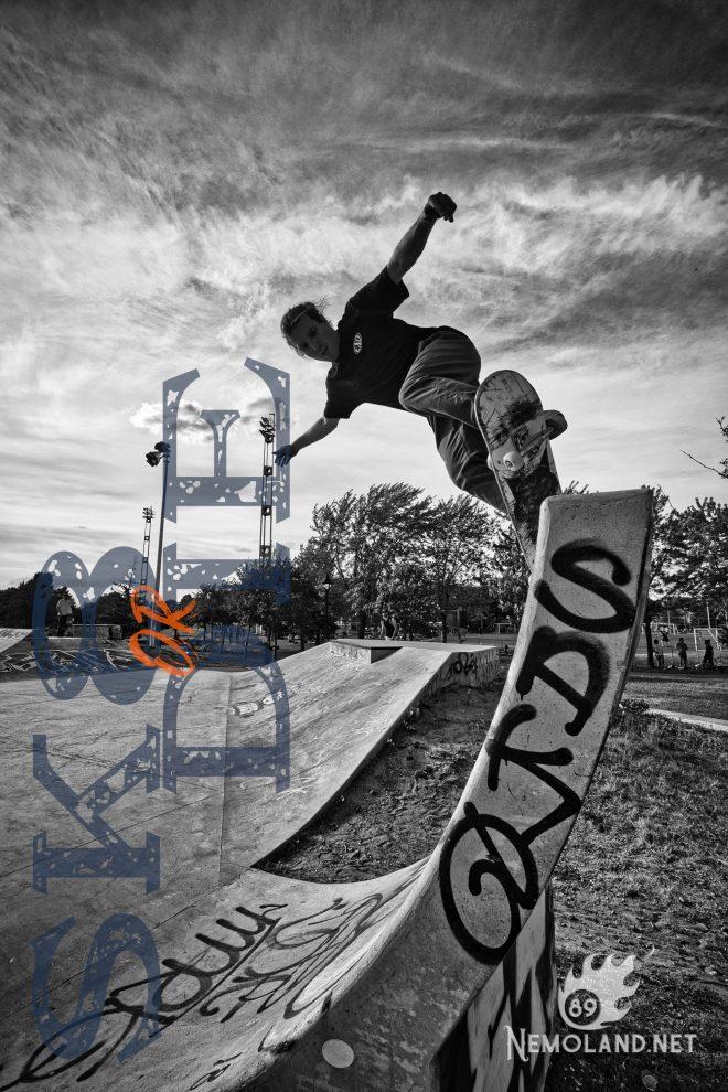 Skate or die !