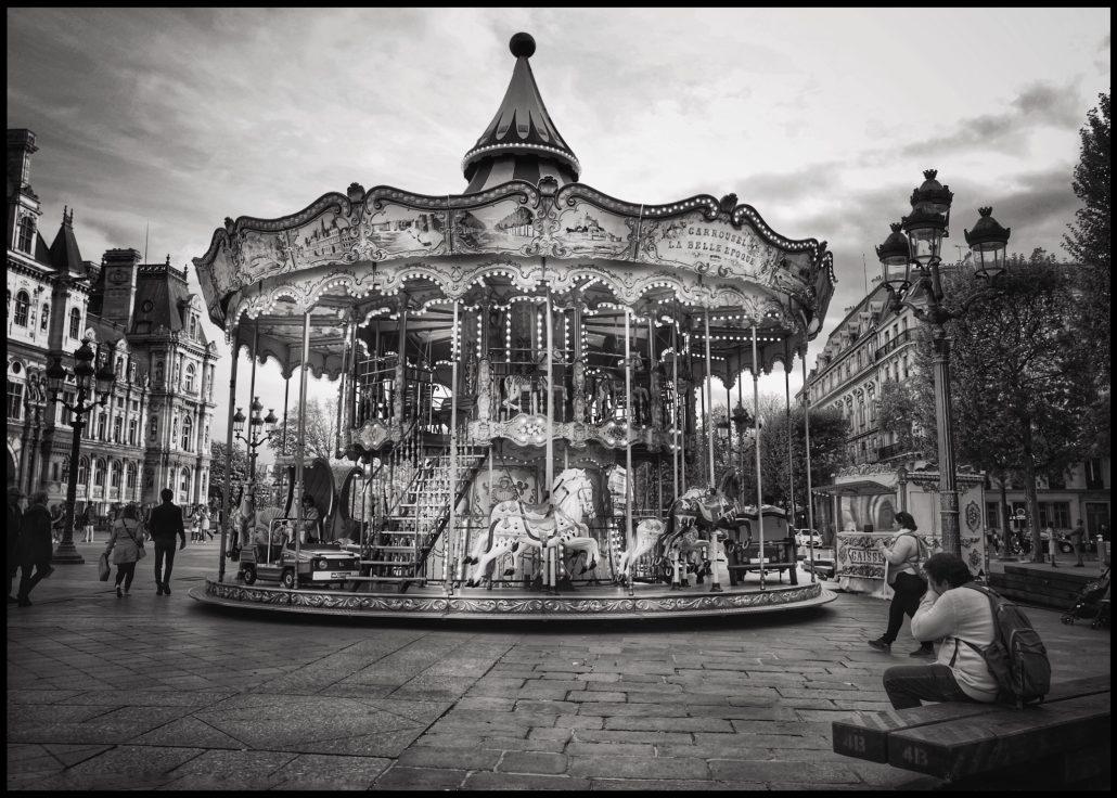 Parvis de l'Hôtel de Ville – Paris