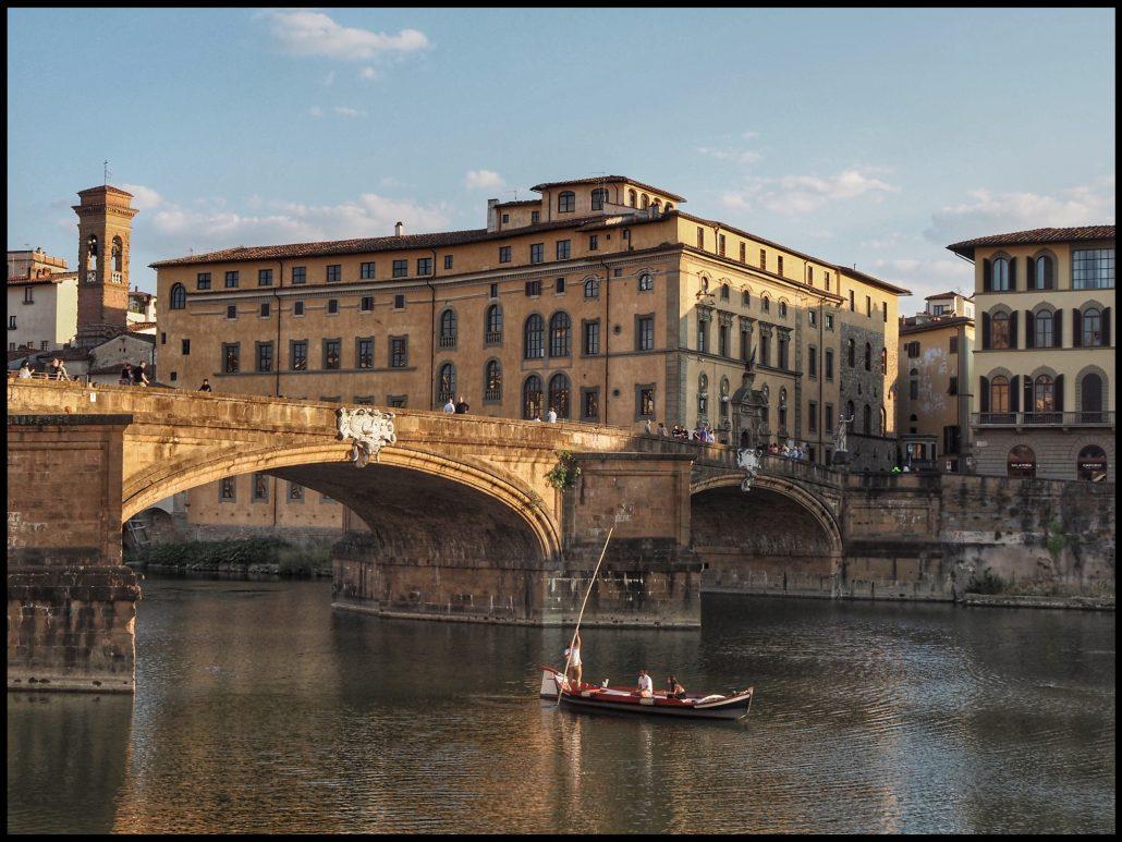 Ponte Santa Trinita – Firenze