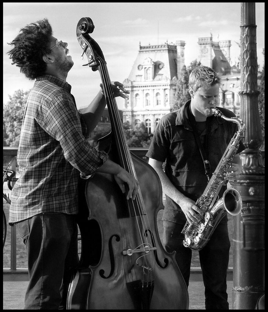 Swing à Paris