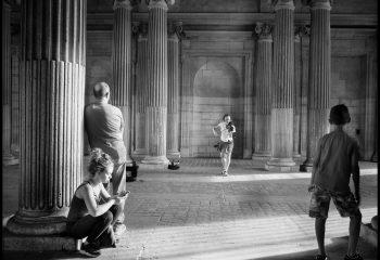 Musique au Louvre