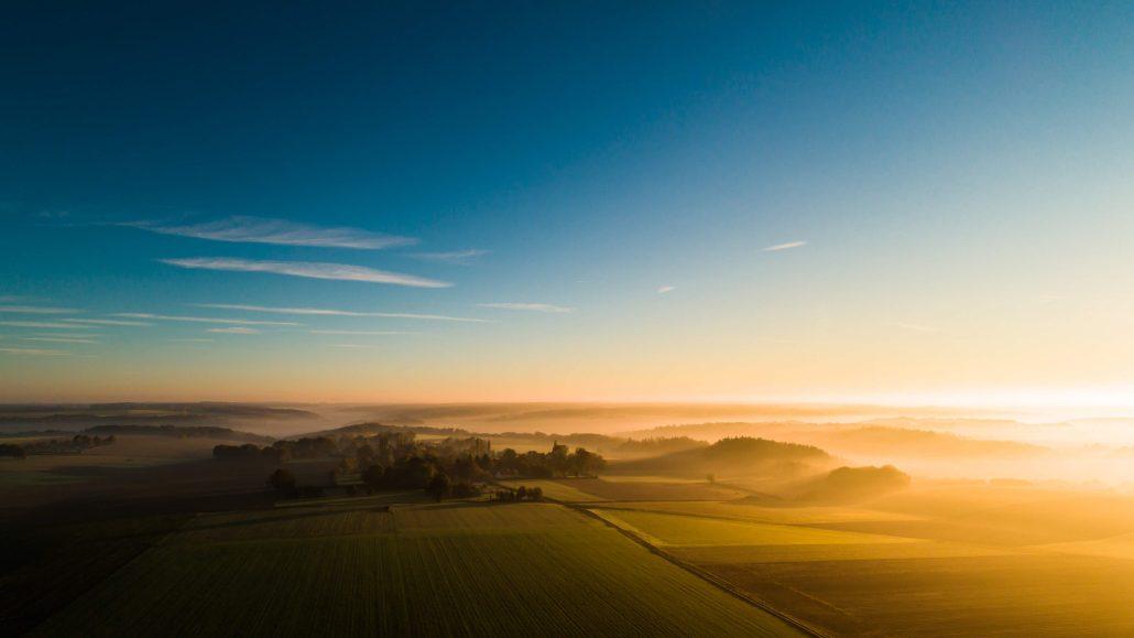 La lumière du matin
