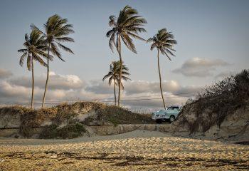 GUANABO:UNE PRÉSENCE ANCIENNE SUR LA PLAGE