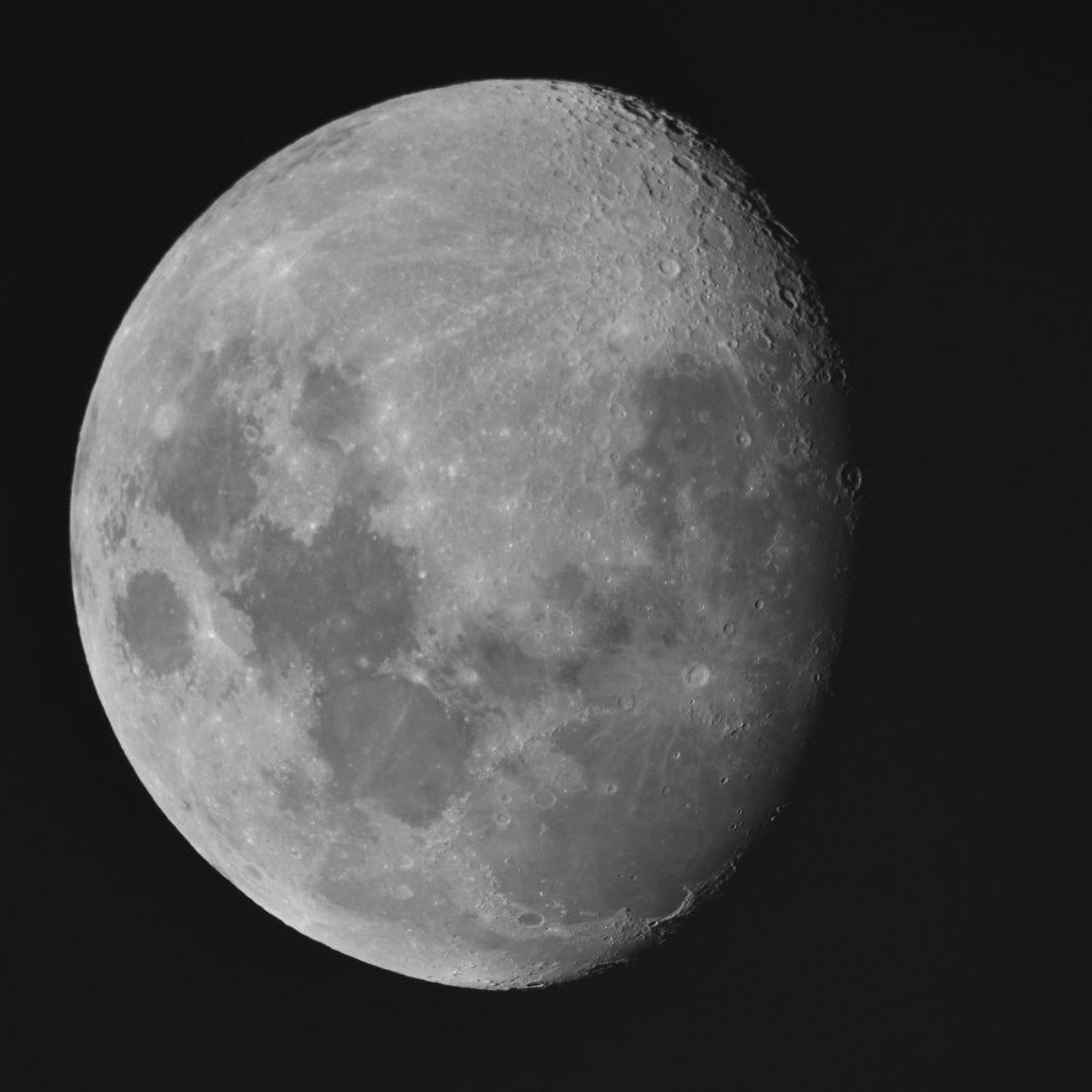 La belle lune