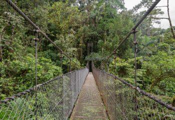 Pont suspendu (Costa Rica)
