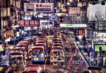 Hong Kong frénésie
