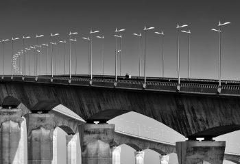 Sur le pont de Ré