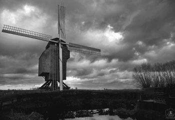 Le moulin & le drama-ciel