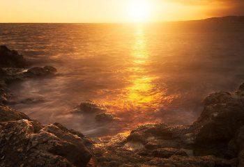 Sunset explosif cap de Nice