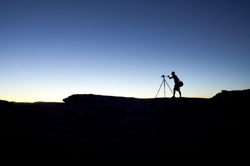 Night photographer.