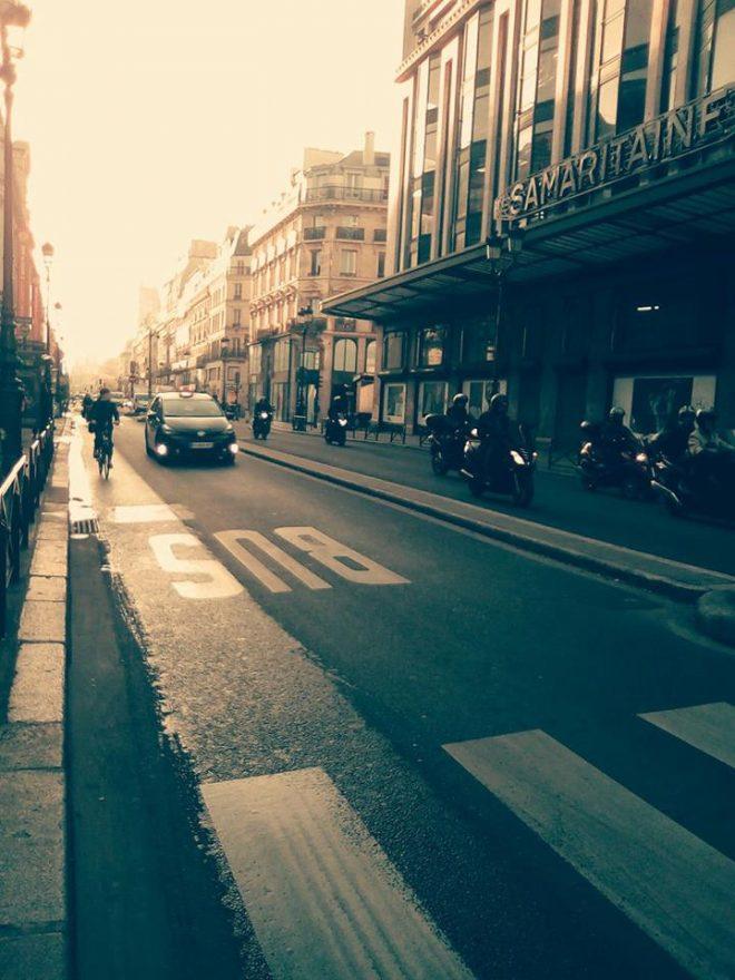 je m'baladais sur l'avenue ♫