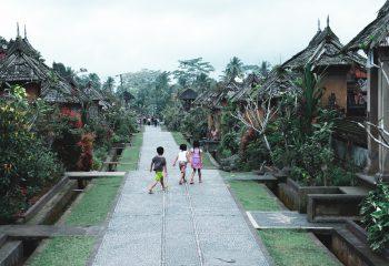 Panglipuran village