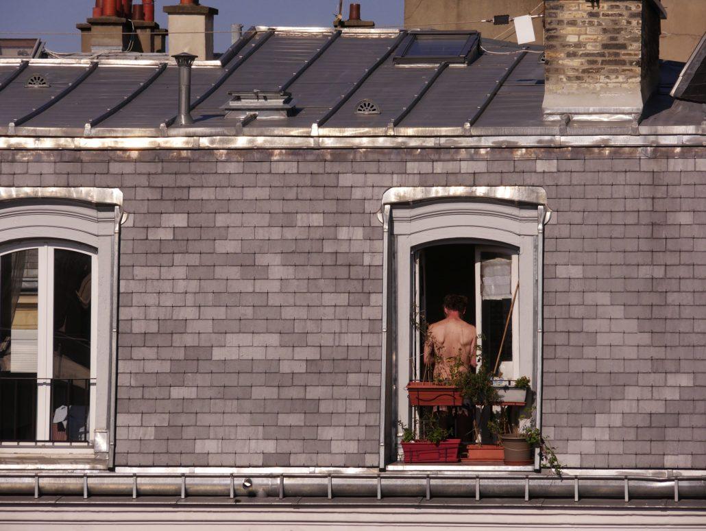 Dimanche à sa fenêtre