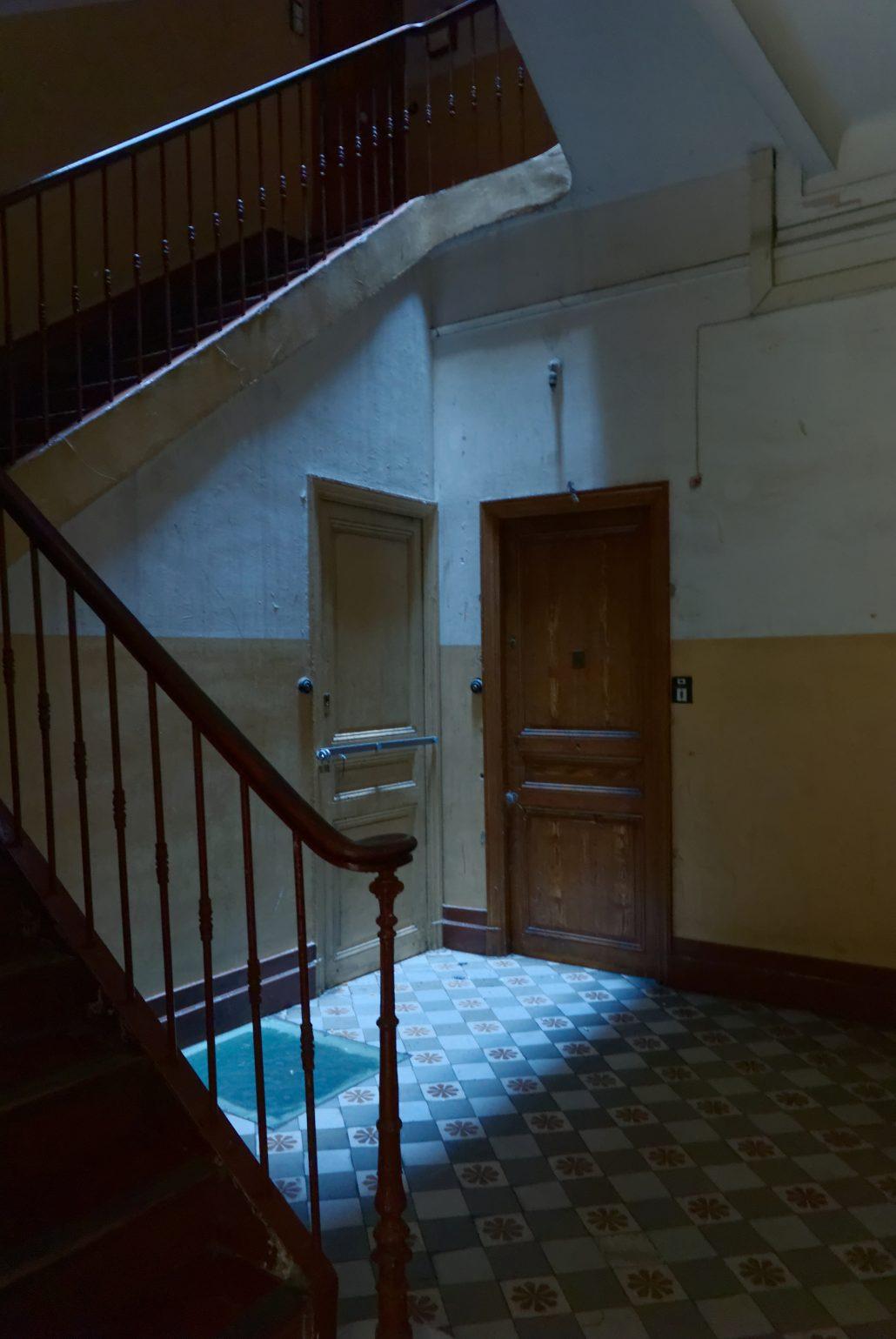 Exits of light