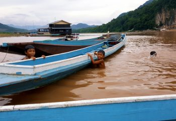Laos, en remontant le Mékong