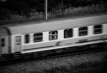 Les gens du train