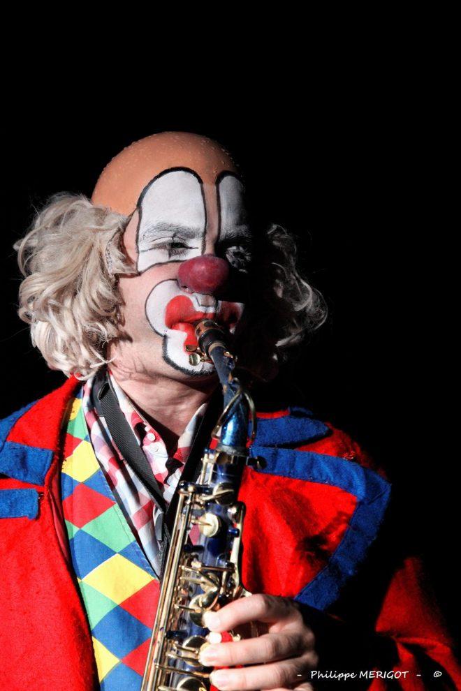Philippe MERIGOT - Cirque