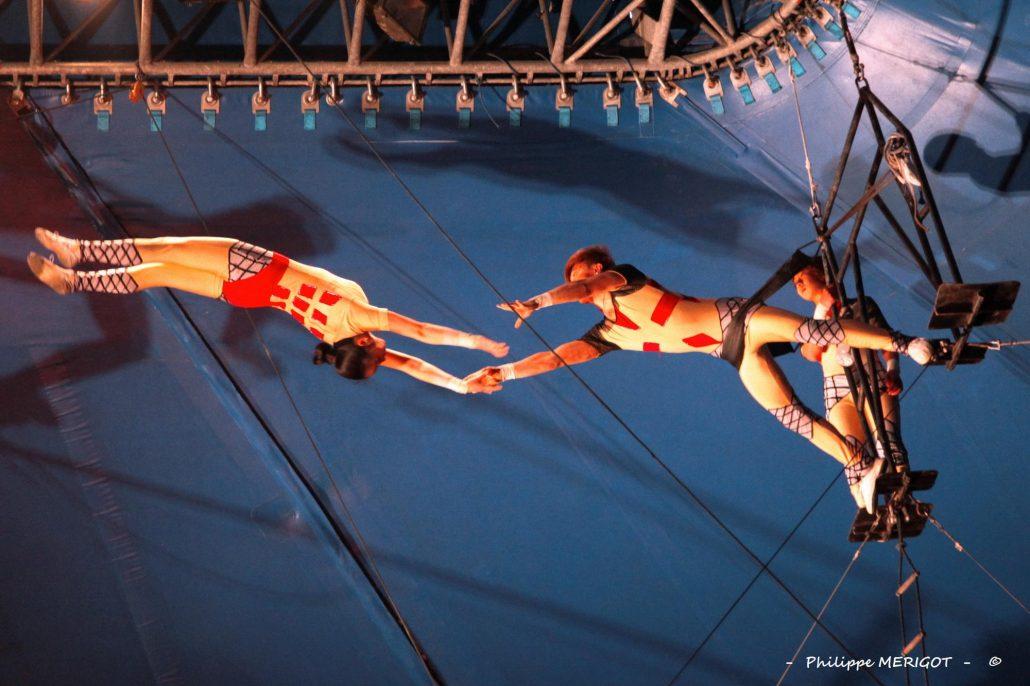 Philippe MERIGOT – Cirque