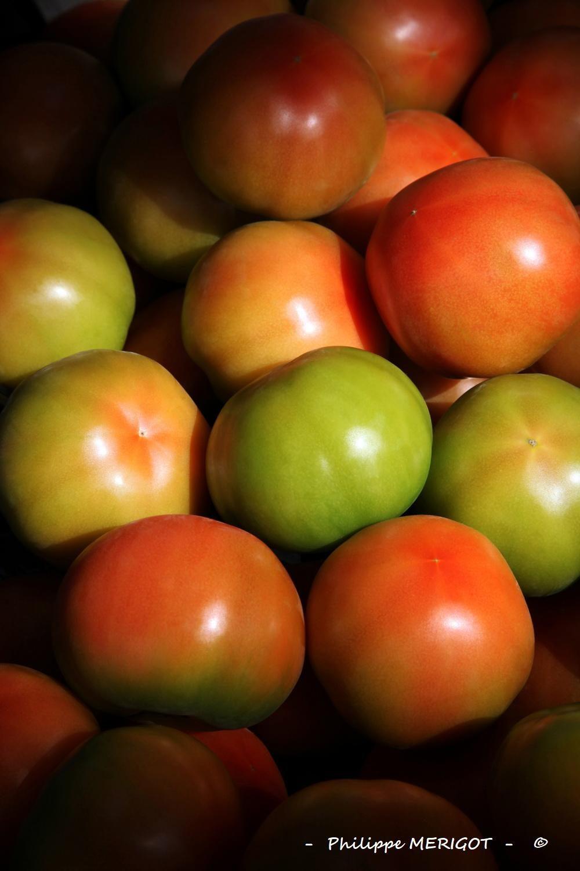 Philippe MERIGOT – Fruits – Légumes