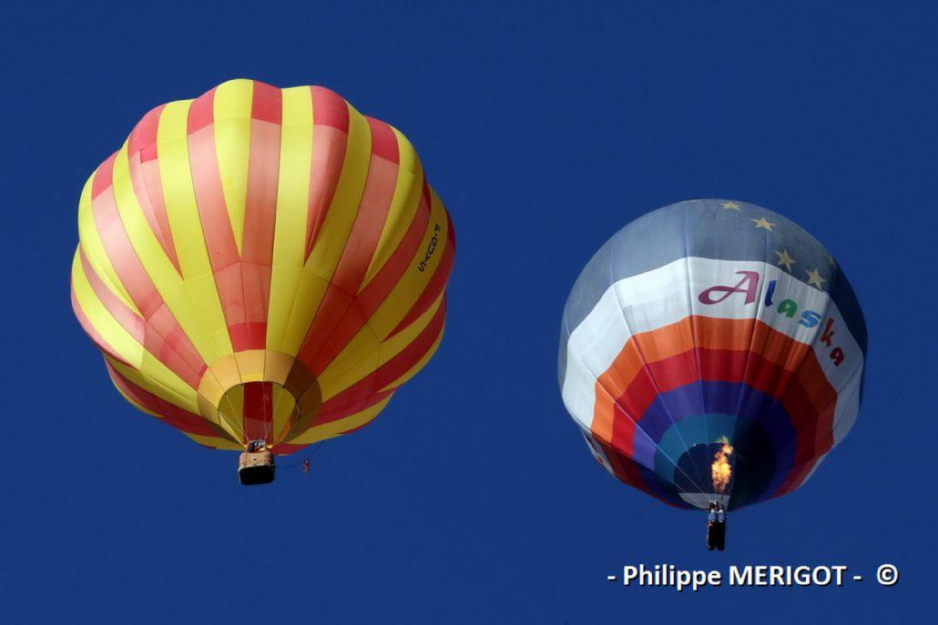 Philippe MERIGOT – MONTGOLFIERE