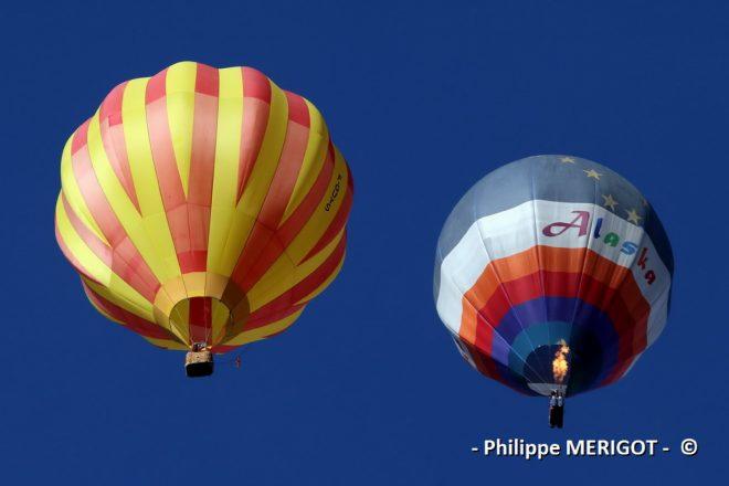 Philippe MERIGOT - MONTGOLFIERE