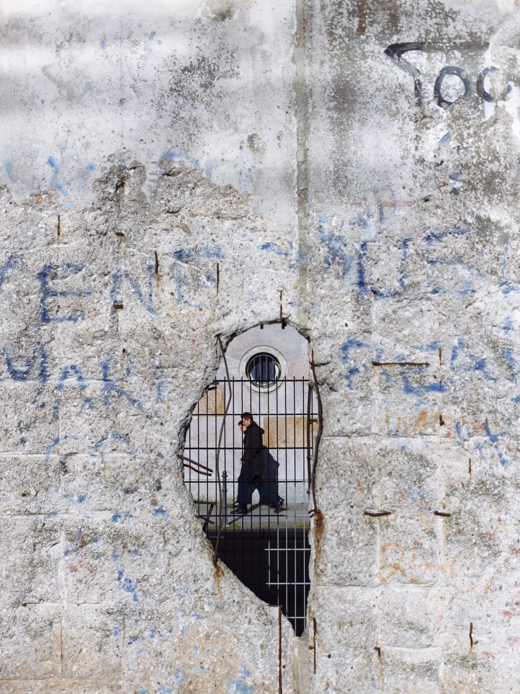 De l'autre coté du mur (Berlin) N°2