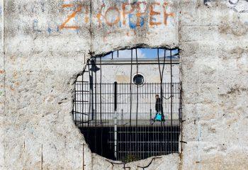 De l'autre coté du mur (Berlin)