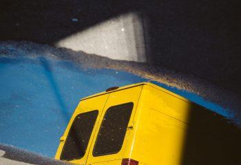 La marque jaune
