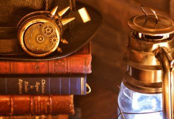 Ambiance steampunk
