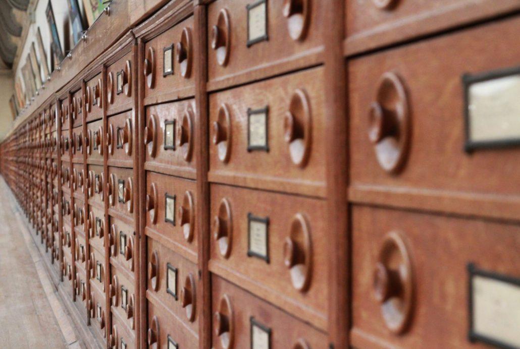 Archives de la Galerie de paléontologie du Muséum d'histoire naturelle
